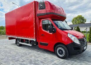 RENAULT Master 10pal reg.wys.+poduszki kamion s ceradom