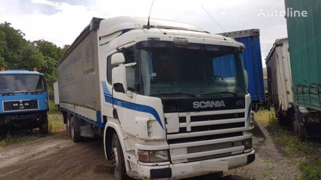 SCANIA 310 kamion s ceradom