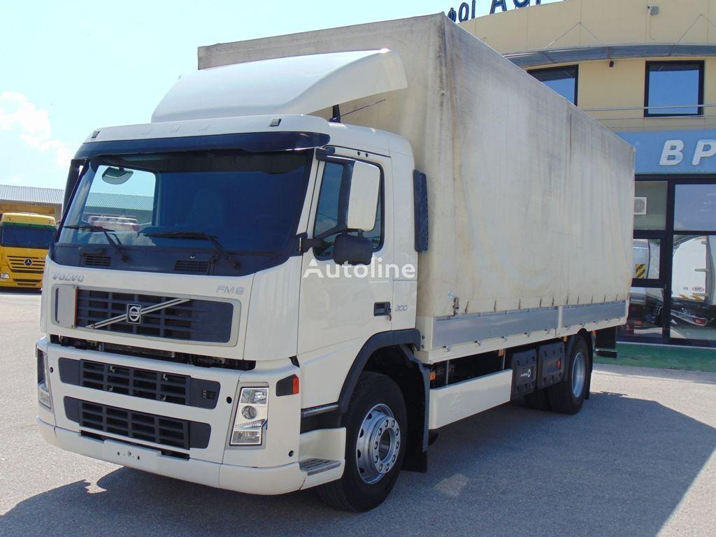 VOLVO FM 9-300  kamion s ceradom