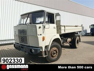 HANOMAG F 161 AK 4x4 F  kamion s ravnom platformom