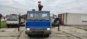 IVECO 79-12 Turbozeta kamion s ravnom platformom