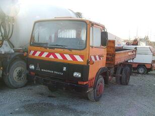 MAGIRUS DEUTZ 130-8--- Inv-Nr.: 0512-05 kamion s ravnom platformom