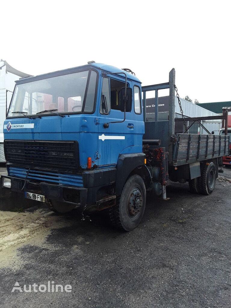 DAF 1700   kamion s ravnom platformom