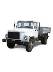 GAZ 3309 kamion s ravnom platformom