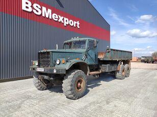 KRAZ 255 B, 6x6 kamion s ravnom platformom