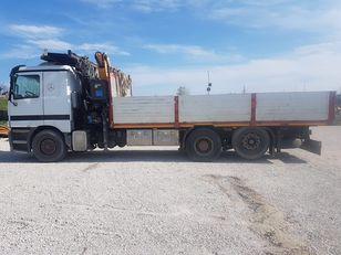 MERCEDES-BENZ 1831 L kamion s ravnom platformom