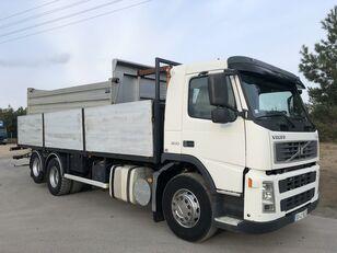 VOLVO fm 12 300 KM 6x2 burty  kamion s ravnom platformom