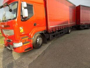 RENAULT PREMIUM 460 DXI EEV kamion sa kliznom ceradom + prikolica sa kliznim ceradom