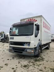 DAF motrice 2 assi furgone sponda kamion sandučar