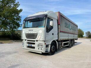 IVECO STRALIS 260E40 ZF sponda idraulica kamion sandučar