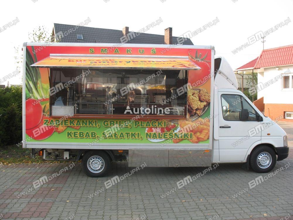 novi BMgrupa Food Truck, zabudowa na pojeździe kamion sandučar