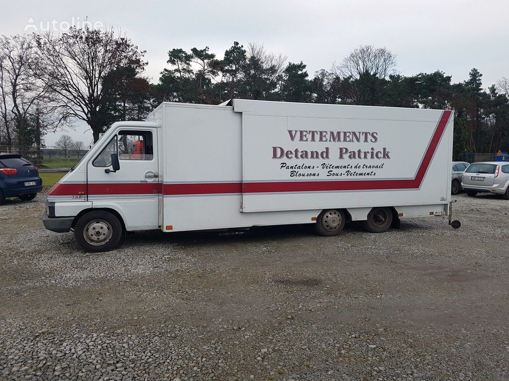 RENAULT Master T35 Foodtruck Autosklep kamion sandučar