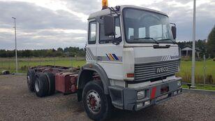 IVECO 190.26 TurboTech, 52358 t.km  kamion šasija