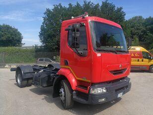 RENAULT MIDLUM 180.130 AUTOTELAIO BALESTRATO, PASSO 3700, 6 MARCE, PTO kamion šasija