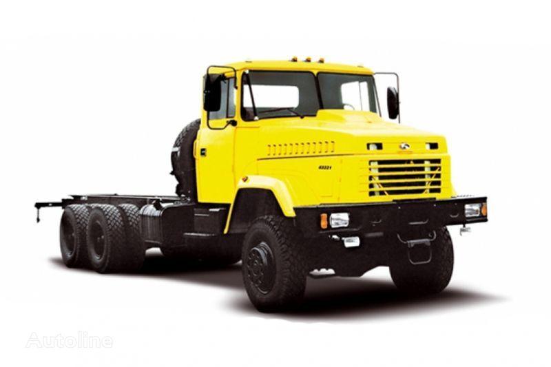 KRAZ 63221 tip 2 kamion-šasija
