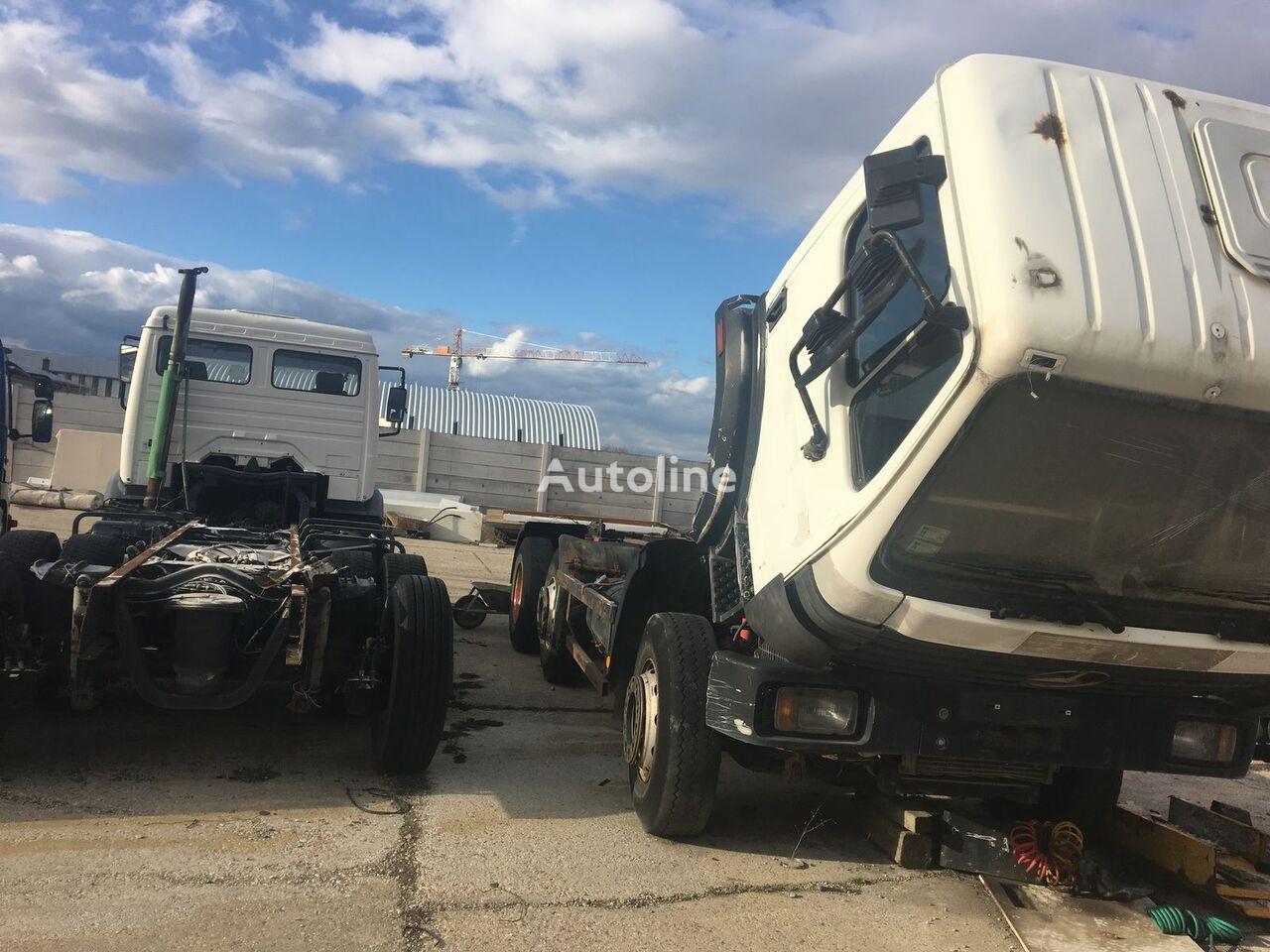 MERCEDES-BENZ Sk 2524 kamion-šasija