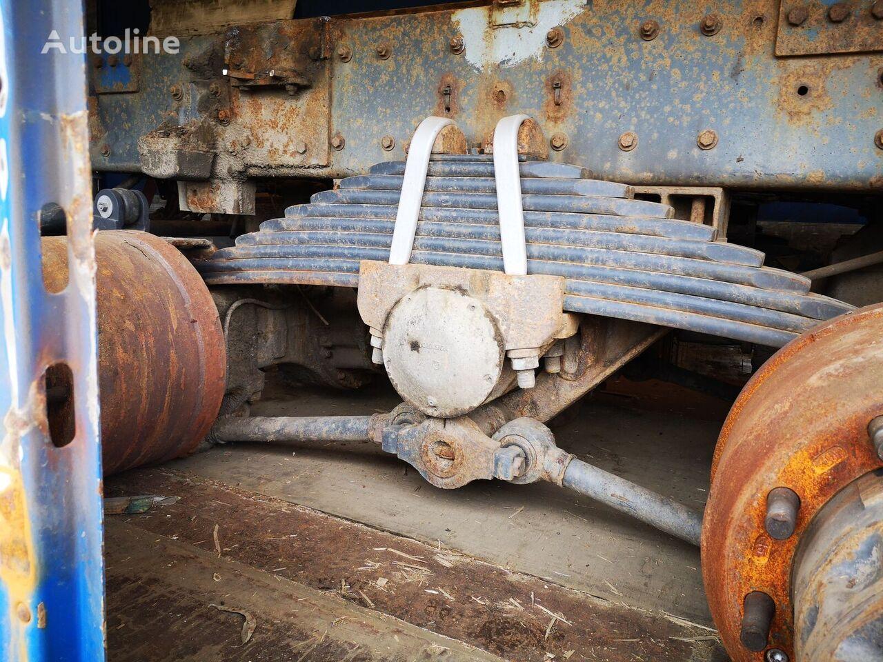RENAULT Kerax 420 dci kamion šasija po rezervnim dijelovima