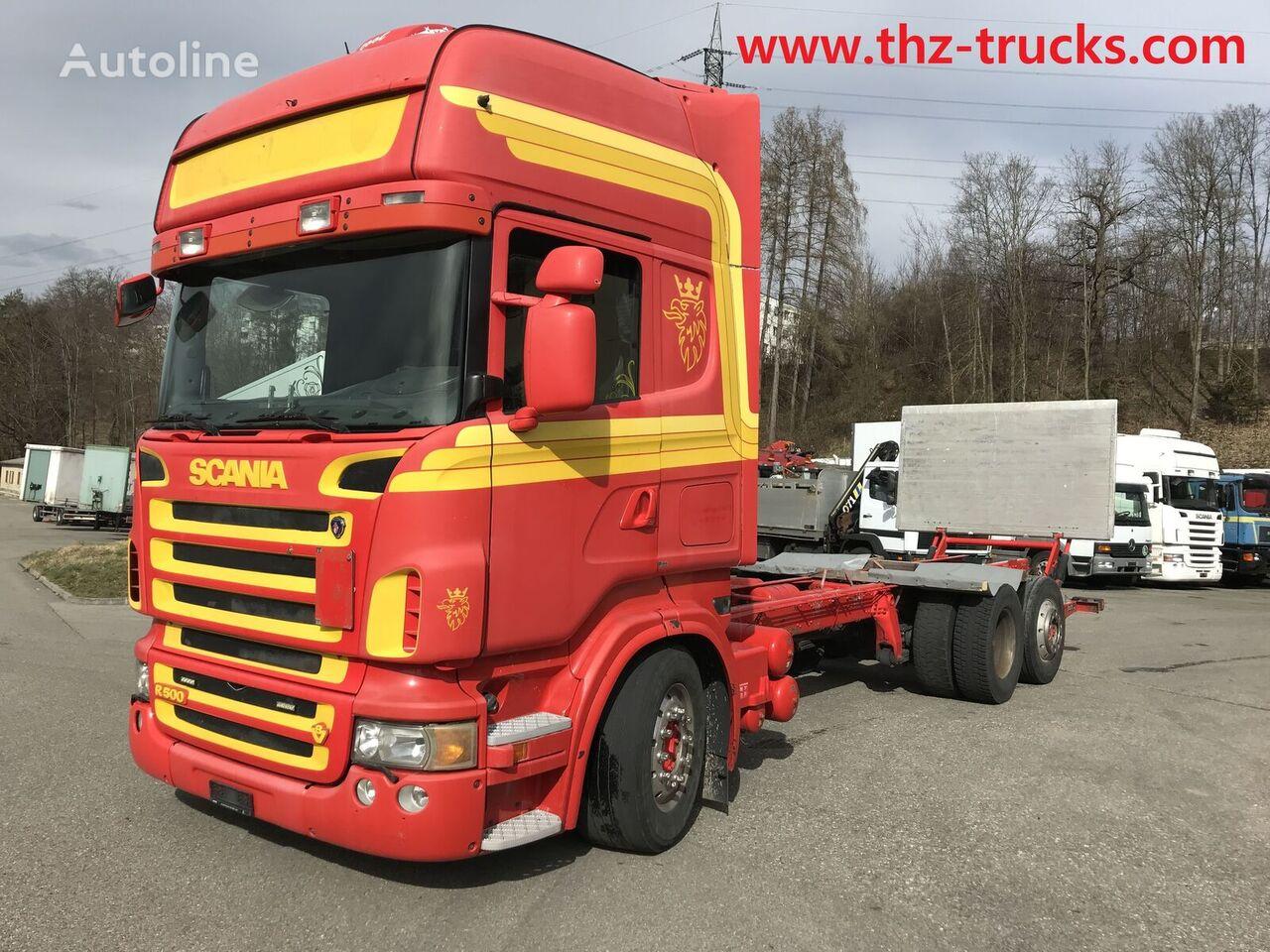 SCANIA R500 LB kamion-šasija