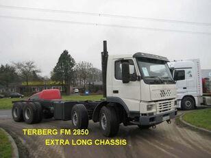 TERBERG FM2850 - 8x4 - Chassis truck kamion šasija