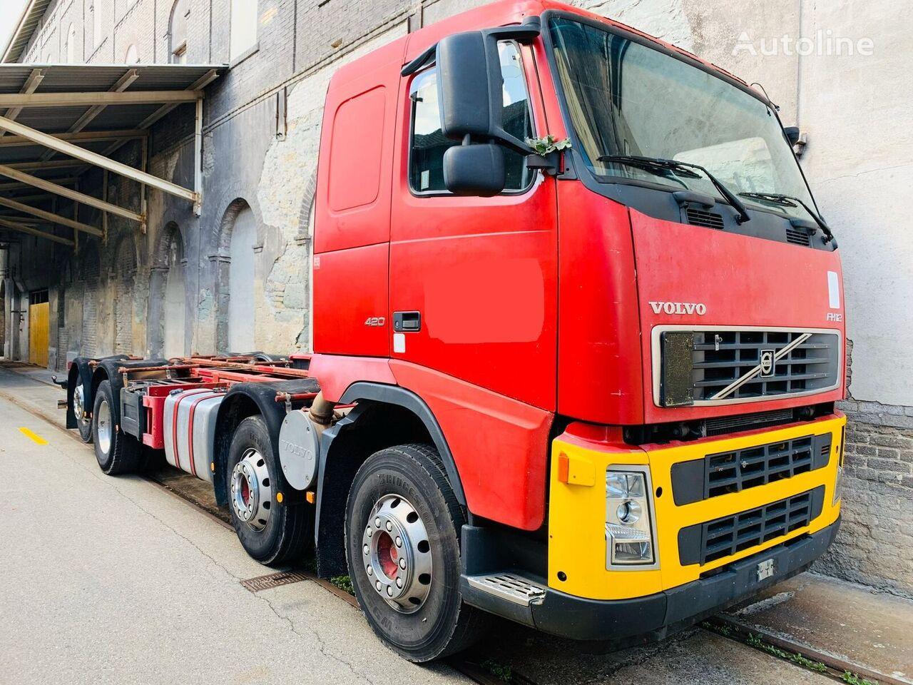 VOLVO FH12-420 kamion-šasija
