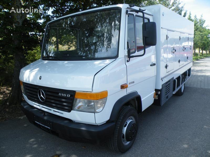 MERCEDES-BENZ 616D Eis/Ice -33°C Cold Car BlueTec Euro-5 kamion za dostavu sladoleda