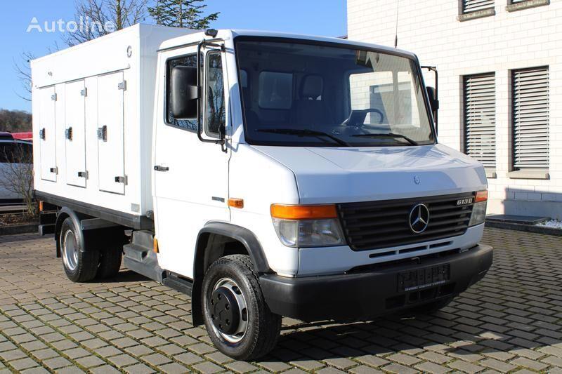 MERCEDES-BENZ Vario613D ICE-33°C 182tkm Radstand3150 Euro 5 kamion za dostavu sladoleda