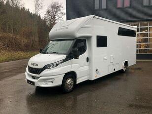 novi IVECO Pferdetransporter kamion za prevoz konja