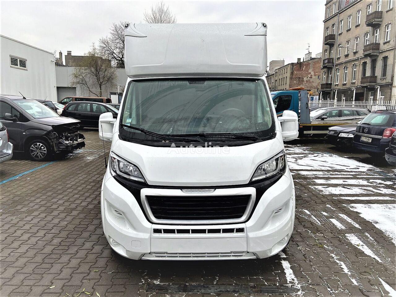 novi PEUGEOT Boxer kamion za prevoz konja