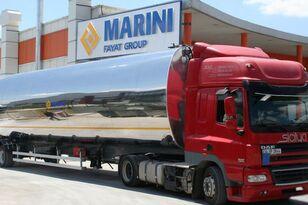 novi MARINI mobilFALT мобильные битумные системы kamion za prijevoz bitumena