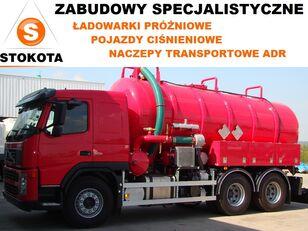 novi VOLVO ADR oleje przepracowane kamion za prijevoz bitumena