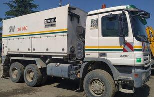 MERCEDES-BENZ ACTROS kamion za prijevoz cementa