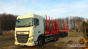 DAF XF 480 kamion za prijevoz drva