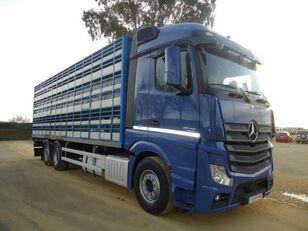 MERCEDES-BENZ ACTROS 2545 kamion za prijevoz stoke