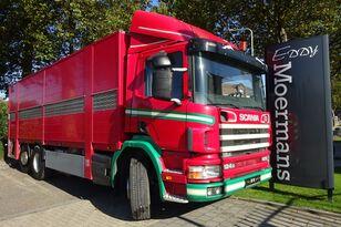 SCANIA P 124G 420 6x2*4 kamion za prijevoz stoke