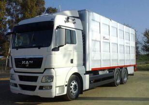 SCANIA R 490 kamion za prijevoz stoke