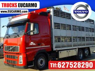 VOLVO FH13 400 kamion za prijevoz stoke