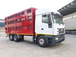IVECO 240E48 CURSOR ANIMALI VIVI  kamion za prijevoz stoke