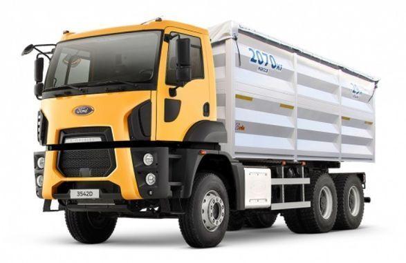 novi FORD Trucks 3542D AGRO kamion za prijevoz zrna
