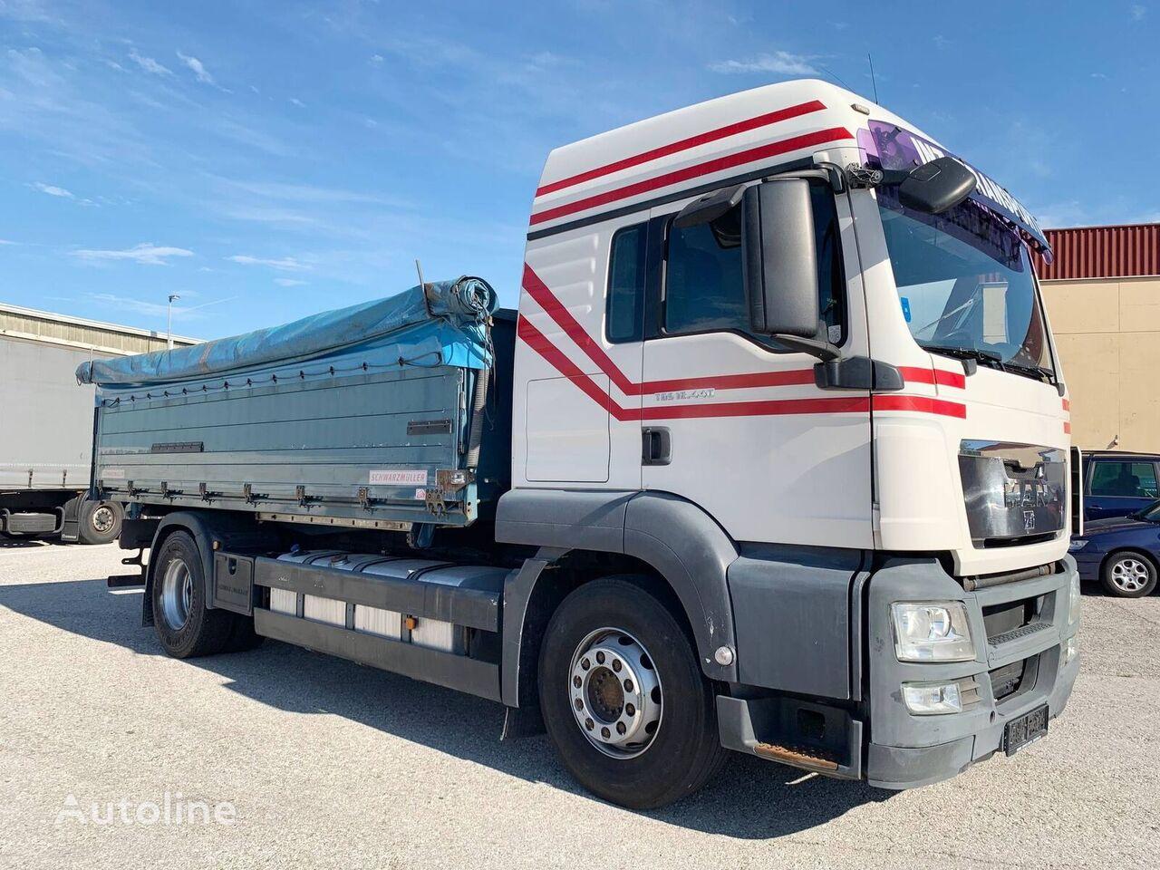 MAN 18 kamion za prijevoz zrna