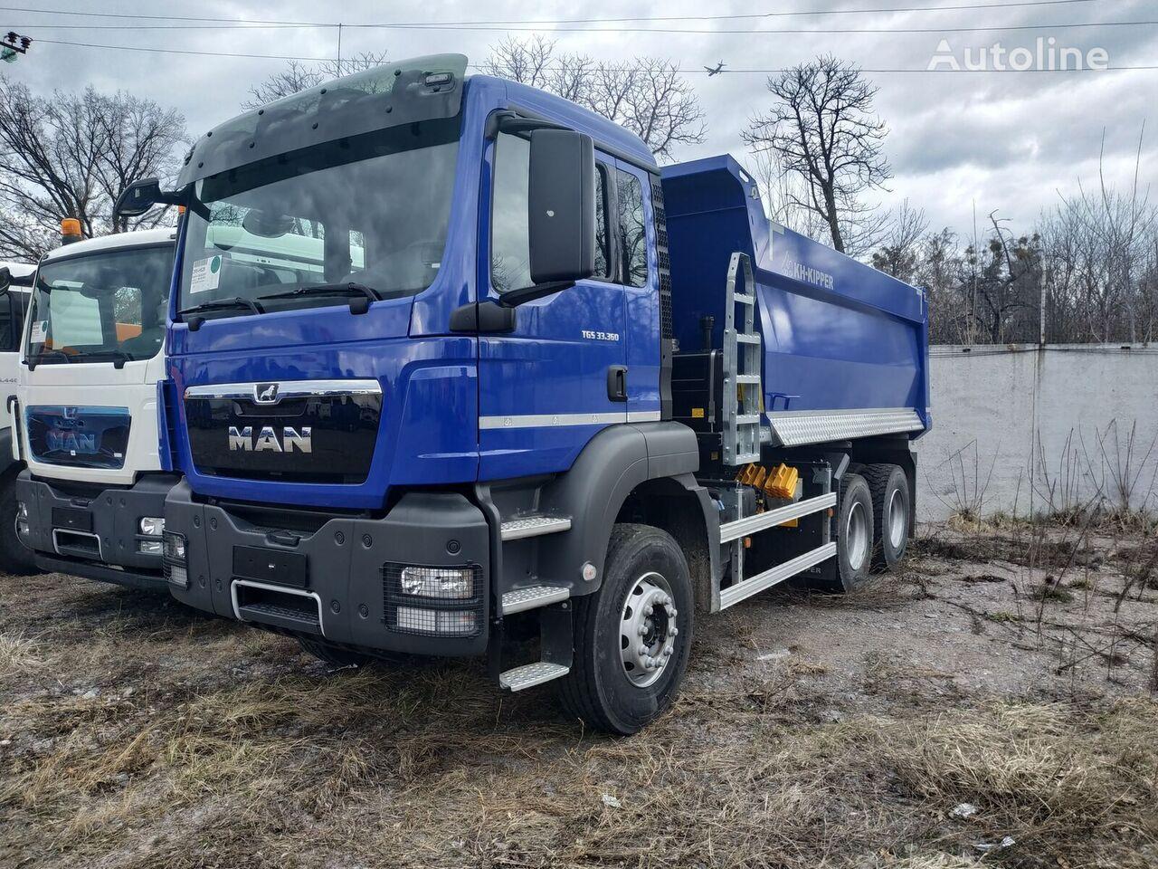 novi MAN TGS 33.360 kamion za prijevoz zrna