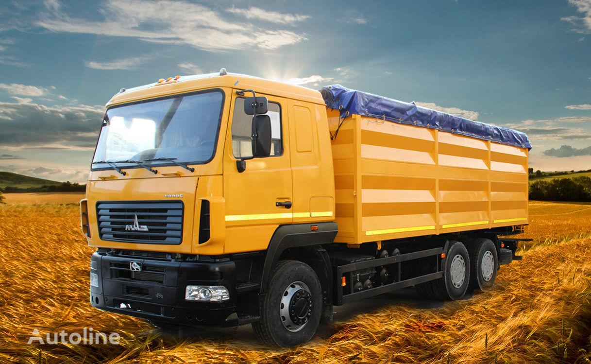 novi MAZ kamion za prijevoz zrna