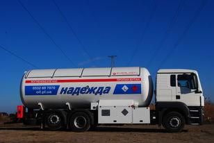 novi EVERLAST АЦГ-24 kamion za transport gasa