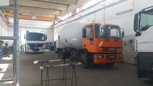 IVECO 150E23 LPG/GAS CAPACITY 16000LTR + PUMP + LITERS COUNTER kamion za transport gasa