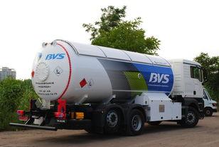 novi MAN Эверласт kamion za transport gasa