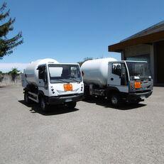 BUCHER kamion za transport gasa