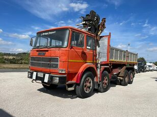FIAT IVECO 691 N ribaltabile gru kiper