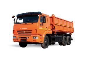 novi KAMAZ 45143-6012-50 kiper