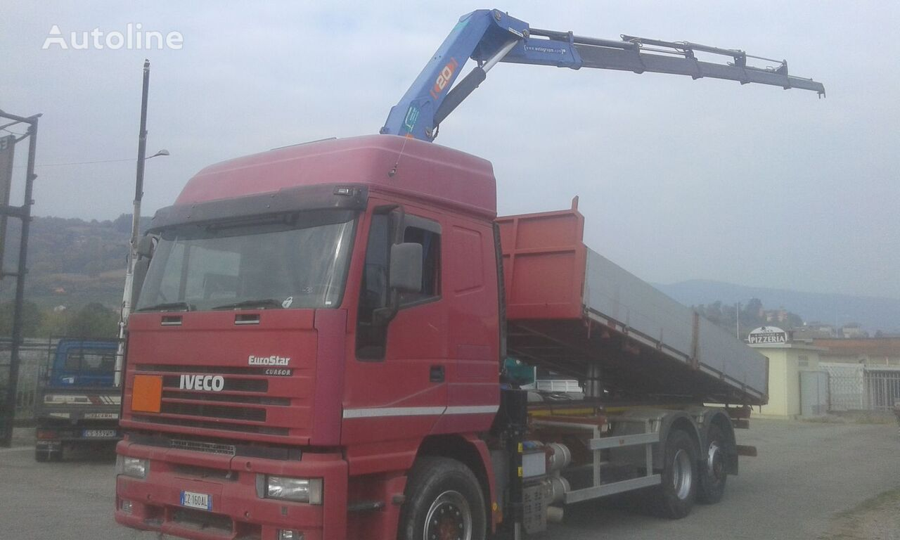 IVECO EUROSTAR 260E43 kiper