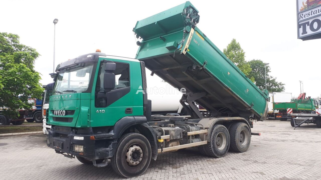 IVECO T 410 - FR. BRIEF kiper