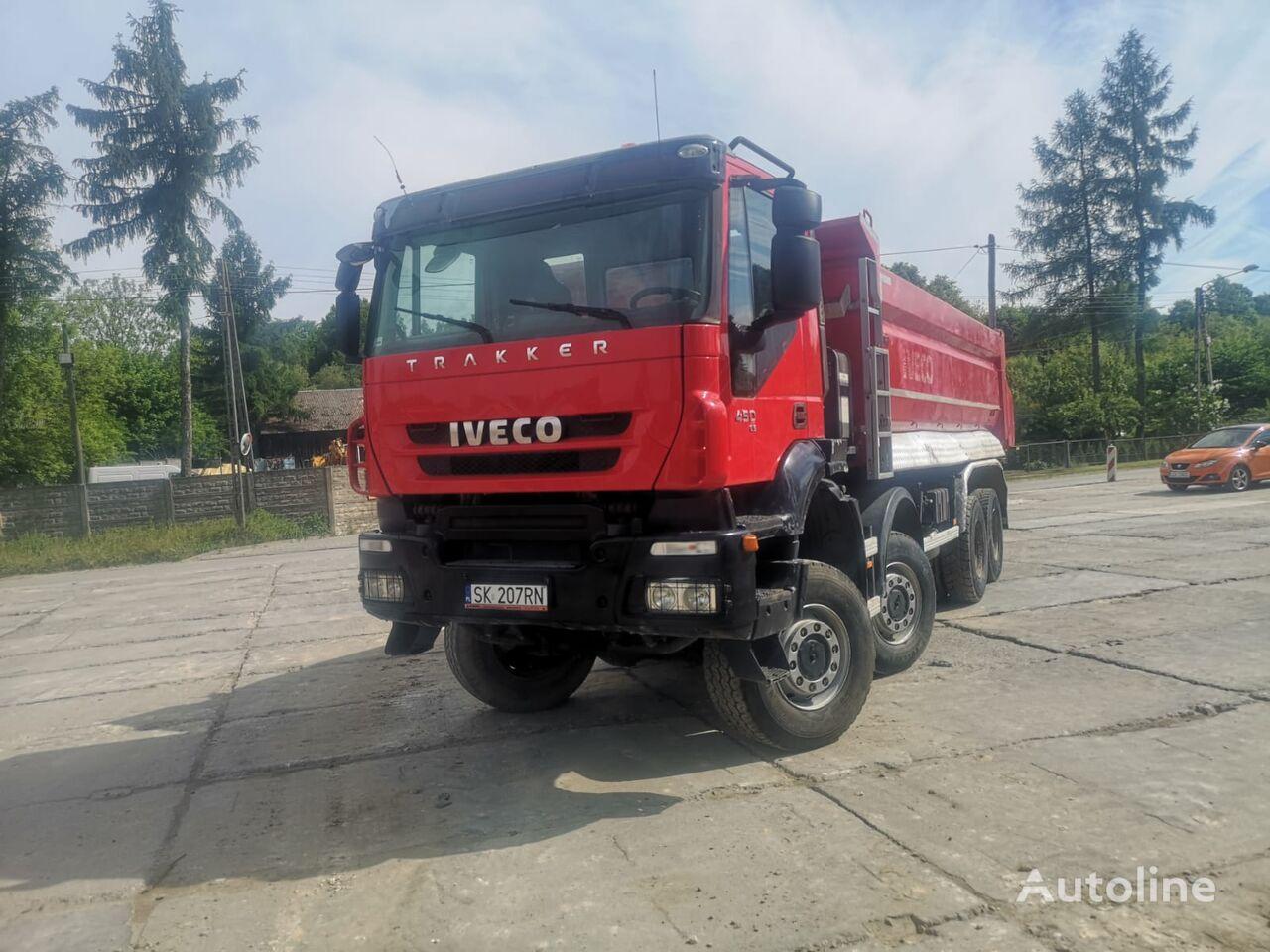 IVECO Trakker 450 kiper